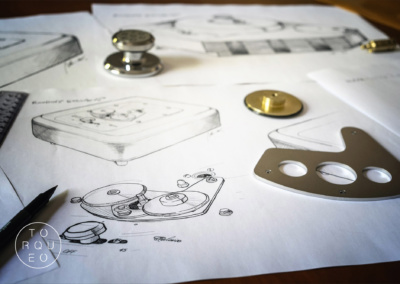 DESIGN OF TORQUEO PARTS